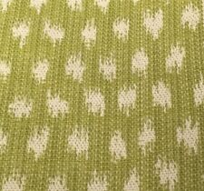 Manuel Canovas All Over Ikat Spots Upholstery Fabric Victor Anis 0.85 yd 4754-06