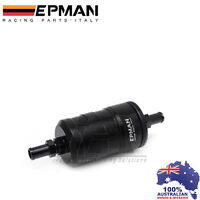 EPMAN Racing Fuel Filter UNIVERSAL Competition 10 Micron Paper Filter High Flow