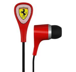 Ferrari by Logic 3 Headphones: S100i