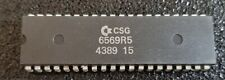 CSG/Mos 6569R5 6569 VIC-II video chip NOS for Commodore C64 100% Warranty