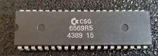 CSG / MOS 6569R5 6569 VIC-II Videochip NOS für Commodore C64 100% Garantie
