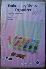 Hemline Embroidery Thread Organiser - M3003-L