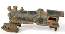 VINTAGE PRE-WAR EARLY AMERICA FLYER CAST-IRON 0-GAUGE LOCOMOTIVE SHELL