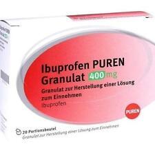 IBUPROFEN PUREN Granulat 400 mg z.Her.e.Lsg.z.Ein. 20 St PZN 11355114