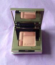 Clarins Powder Blush in 02 Soft Peach 3.7 g BNIB