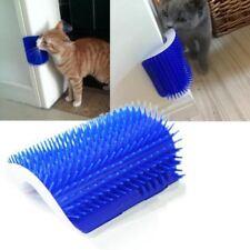 Pet Cat Self Grooming Comb Brush Corner Cat Self Groomer Massage Comb Hair Trimm