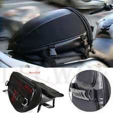 Motorcycle Bike Sports Waterproof Back Seat Carry hand Luggage Tail Bag shoulder