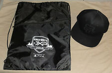 CALL OF DUTY XP 2016 - Hat & Backpack Lot [NEW]