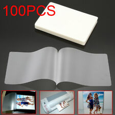 "100 Sheets Laminating Pouches Laminator Sheets 2.59 *3.77""  Mil Scotch Quality"