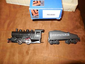 LifeLike Pennsylvania #8343 0-4-0 Steam locomotive - excellent shape