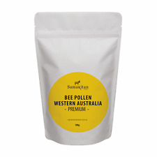 BEE POLLEN - PUREST ON EARTH - Raw unprocessed 100g