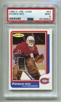 1986-87 O-PEE-CHEE NHL PATRICK ROY #53 ROOKIE RC MONTREAL CANADIENS PSA 9 MINT