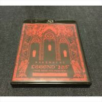 BABYMETAL THE ONE LEGEND 2015 Limited Blu-ray new year fox festival used