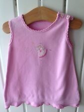 Baby Girl's Clothes 0-3 Months - Cute Fairy Sleeveless Pink Summer Dress