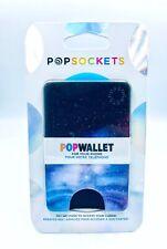 PopSockets Popwallet Blue Nebula Card Holder PopSocket Pop Socket Pop Wallet