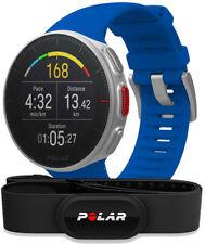 Polar Vantage V HR Blau Smartwatch inkl. H10 Herzfrequenssensor + Brustgurt