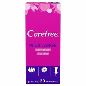 Carefree Plus Groß Licht Duft Höschen Lidstift 20 Pack