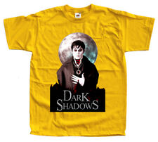 Dark Shadows V1, movie poster, T SHIRT BLACK RED all sizes S to 5XL Johnny Depp