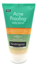 Neutrogena Acne Proofing Daily Facial Scrub Maximum Strength ClearDefend 4.2 oz