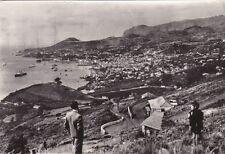 * PORTUGAL - Madeira - Funchal visto da Montanha 1969