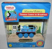 THOMAS THE TANK & FRIENDS-THOMAS COMES TO BREAKFAST 2003 LIMITED EDITION *NIB* *