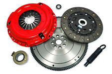 KUPP STAGE 2 RACING CLUTCH KIT & FLYWHEEL 1991-1999 SATURN SC SL SW SERIES 1.9L