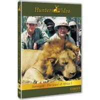 Hunters Video DVD Serengeti 1- la Joya de Africa