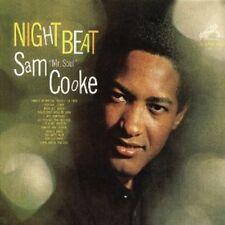SAM COOKE : NIGHT BEAT (CD) sealed