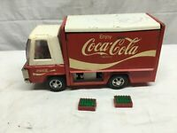 Coca-Cola/Coke Die Cast Metal Buddy L Ford Delivery Truck 9in