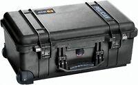 Pelican 1510 Case With Foam (Black)      Carry-On Case