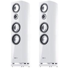 Canton vento 890.2 DC haut-parleur paire * High Gloss Blanc * produit NEUF prédécesseur 896