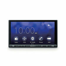 Sony 6.95 Inch 55W CarPlay/Android Double DIN Receiver with Bluetooth(Open Box)