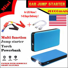 20000mAh Multi-Function Car Jump Starter 12V bank Booster Battery Charger US !