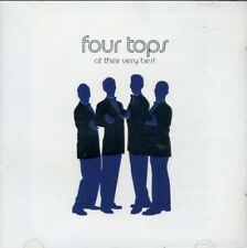 Four Tops - At Their Very Best - Four Tops CD SKVG The Cheap Fast Free Post The