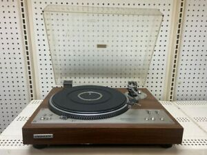 PIONEER PL-530 VINTAGE RECORD PLAYER,2-SPEED AUTOMATIC DIRECT-DRIVE  (TDW012505)