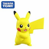 Takara Tomy Pokemon MC MONCOLLE EX 27 Mini Pocket Monster Figure Pikachu Z Pose