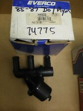 NORS 80s PLYMOUTH CHRYLSER DODGE  VAN HEATER CONTROL VALVE LEBARON ARIES CHARGER