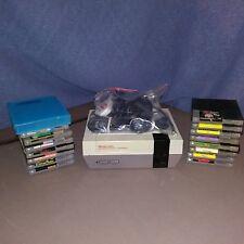 Original NES Nintendo Entertainment System bundle auction