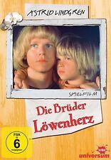 Astrid Lindgren DIE FRÈRES CŒUR DE LION Long-métrage / Film pour enfants DVD