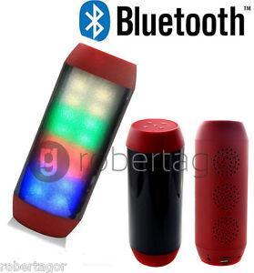Gehäuse Bluetooth Lautsprecher Fm Tf USB Aux Freisprecheinrichtung LED Ipod