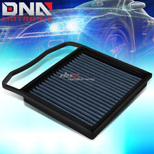 FOR 15-16 E400/GL450/SL400 BLUE REPLACEMENT RACING HI-FLOW DROP IN AIR FILTER