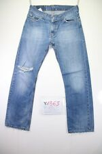 Levi's 506 Standard Code Y1363 tg47 W33 L32 jeans taille haute d'occassion