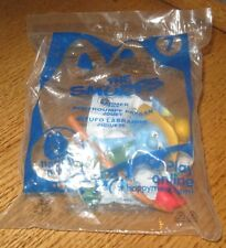 2011 The Smurfs McDonalds Happy Meal Toy - Farmer #7