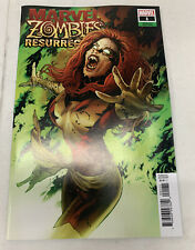 MARVEL ZOMBIES RESURRECTION #1 (OF 4) NM/M LAND VARIANT 9/2 2020