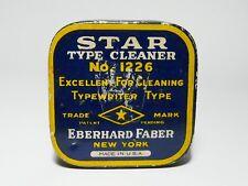 Vintage STAR Typewriter Ribbon Tin 1930's New York