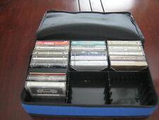 Huge Lot Vtg Classical  Spanish French Music Cassette Tapes 70's 80's 90's Case