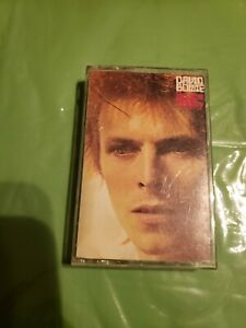 David Bowie - Space Oddity - Cassette Tape 1990 RykoDisc Special Edition
