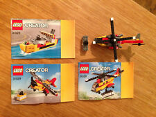 Lego Creator Model Airport Set 31029 Cargo Heli (2015).