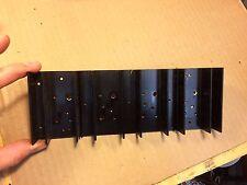 "Sansui 881 Parts - Rear INNER Heat Sink Measures 8.5"" x 3"" x 1.5"""