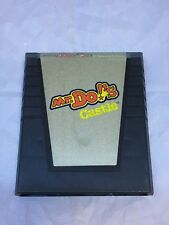 Mr. Do!'s Castle Parker Brothers Coleco Colecovision Cartridge only